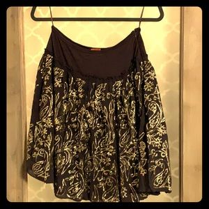 Chan Luu sequined design skirt, size M, beautiful